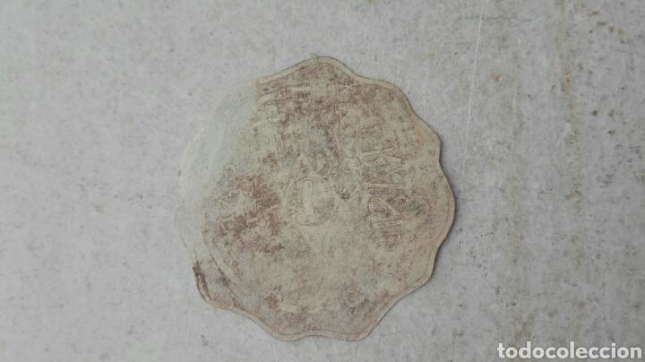 Etiquetas antiguas: Antigua Etiqueta Café del Brasil - Foto 3 - 57613842