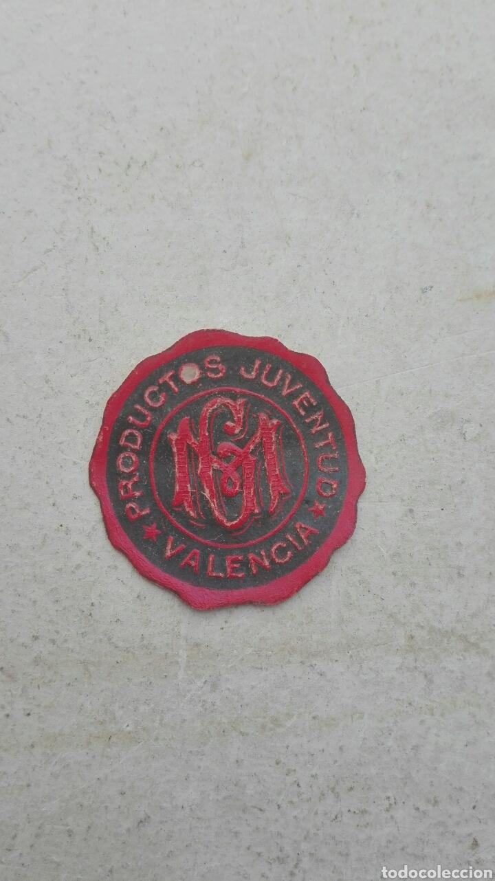 Etiquetas antiguas: Antigua Etiqueta Productos Juventud Valencia - Foto 3 - 80372013