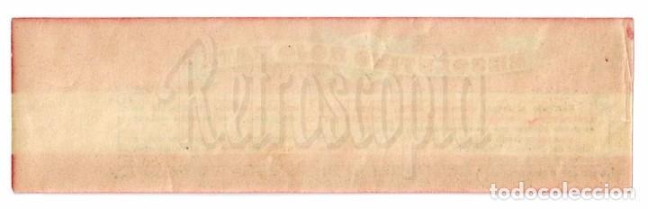 Etiquetas antiguas: ETIQUETA PUBLICIDAD RESOLUTIVO ROJO MATA. PRODUCTO DE FARMACIA MEDICINA. LEON AÑOS 40 - Foto 2 - 207561038