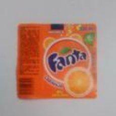Etiquetas antiguas: ETIQUETA FANTA LARANJA 330ML, PORTUGAL. Lote 82674248