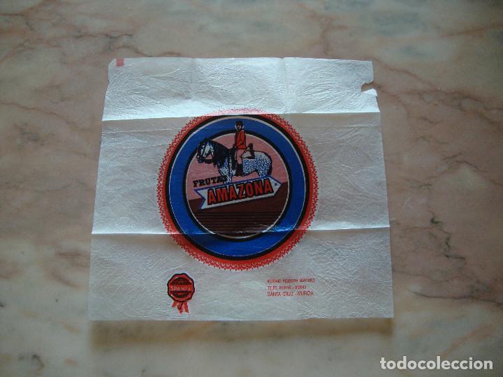 Etiquetas antiguas: COLECCION DE 29 ETIQUETAS PAPEL SEDA ENVOLTORIO DE NARANJAS ORIGINALES VER FOTOS - Foto 5 - 94537539