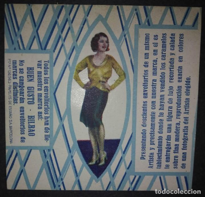 Etiquetas antiguas: Preciosa colección de etiquetas 9 envoltorios de caramelos en excelente estado de conservación - Foto 6 - 113963903
