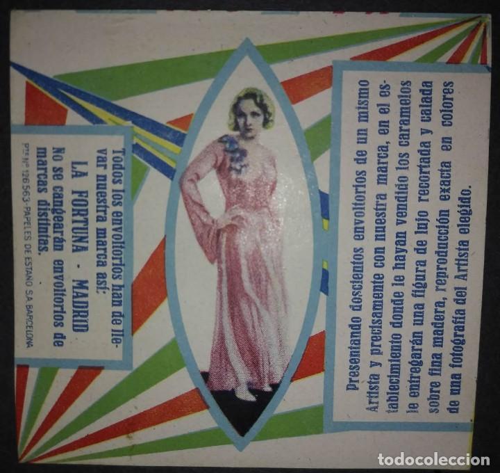 Etiquetas antiguas: Preciosa colección de etiquetas 9 envoltorios de caramelos en excelente estado de conservación - Foto 10 - 113963903