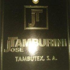 Etiquetas antiguas: ETIQUETA J. TAMBURINI SABADELL. Lote 115311463