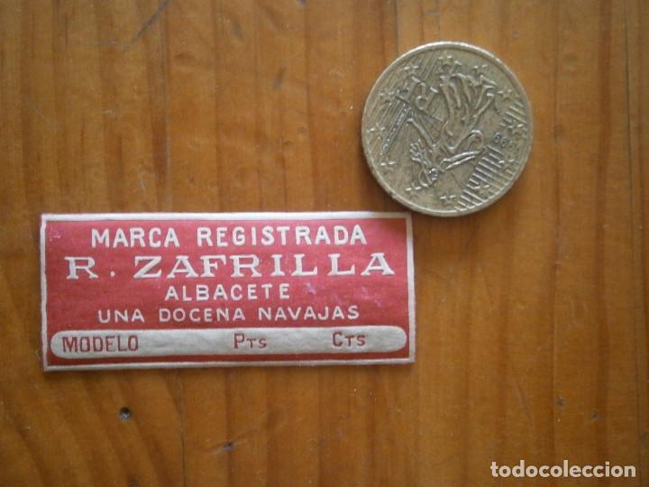 bc5395caa30 preciosa etiqueta publicitaria ¡¡años 40 50¡a - Comprar Etiquetas ...