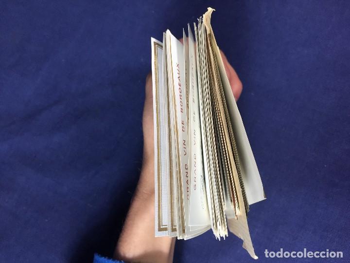 Etiquetas antiguas: 84 ETIQUETAS VINO BORDEAUX BURDEOS FRANCIA AÑOS 80 SIN AÑO 37,5 75CL - Foto 9 - 150654030