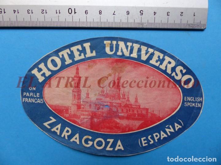 Etiquetas antiguas: 18 ANTIGUAS ETIQUETAS DIFERENTES DE HOTEL DE CIUDADES ESPAÑA Y EXTRANJERO, VER FOTOS ADICIONALES - Foto 4 - 162932474