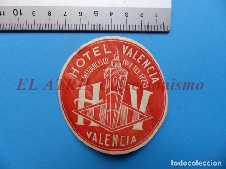 Etiquetas antiguas: 18 ANTIGUAS ETIQUETAS DIFERENTES DE HOTEL DE CIUDADES ESPAÑA Y EXTRANJERO, VER FOTOS ADICIONALES - Foto 13 - 162932474
