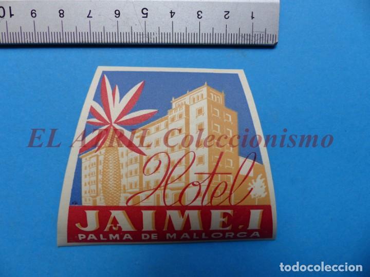 Etiquetas antiguas: 18 ANTIGUAS ETIQUETAS DIFERENTES DE HOTEL DE CIUDADES ESPAÑA Y EXTRANJERO, VER FOTOS ADICIONALES - Foto 18 - 162932474