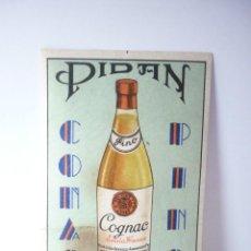 Etiquetas antiguas: ETIQUETA COÑAC PINO. JEREZ. Lote 165769798