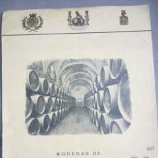 Etiquetas antiguas: ETIQUETA MANUEL FERNANDEZ S.A.. Lote 165816482