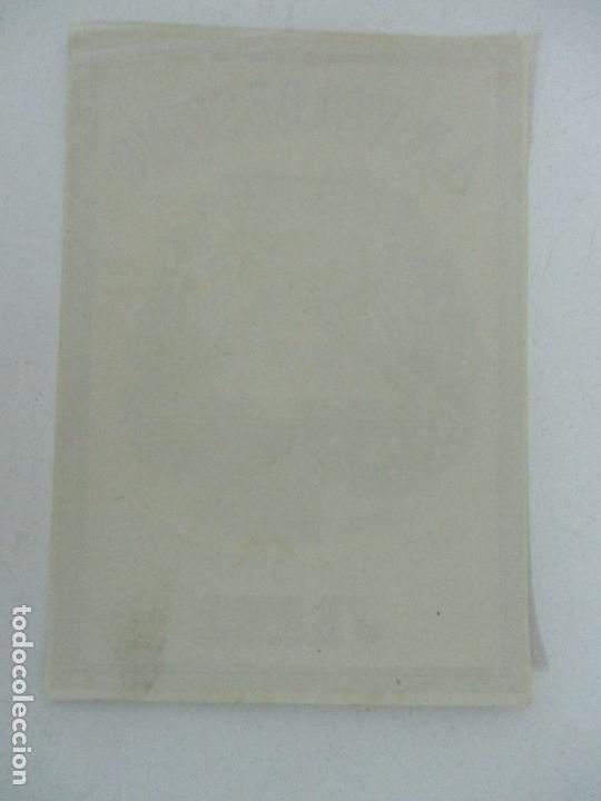 Etiquetas antiguas: Etiqueta A.R. Valdespino - Vino para Consagrar, Sacristia - Jerez - Foto 2 - 170190732