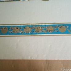 Etichette antiche: ETIQUETA NARANJAS. Lote 171161445