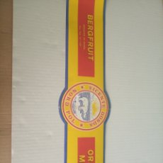 Etichette antiche: ETIQUETA NARANJAS. Lote 171162917