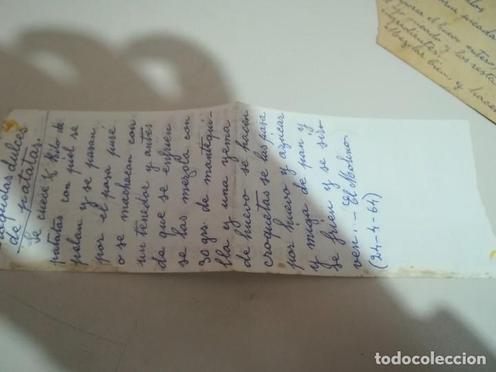 Etiquetas antiguas: ETIQUETA LA LECHERA 1964, COMO SE VE EN LA FOTO REG. GAR 142 - Foto 2 - 181185878
