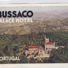 Etiquetas antiguas: ETIQUETA DEL HOTEL PALACE. BUSSACO, PORTUGAL.. Lote 181772976