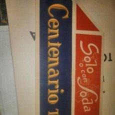 Etiquetas antiguas: ETIQUETA PUBLICIDAD TERRY. Lote 187543427