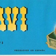Etiquetas antiguas: ETIQUETA DE NARANJAS DE VILA-REAL2 SONAVI 265X90 M/M.. Lote 192398823