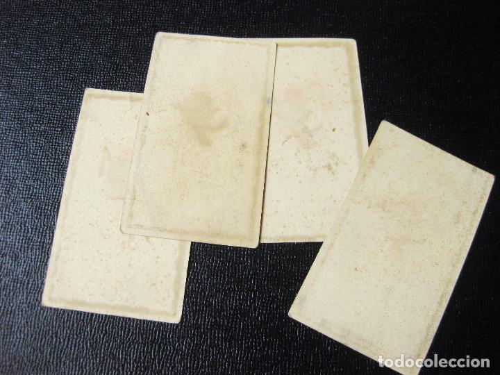 Etiquetas antiguas: 4 ETIQUETAS PUBLICITARIAS PERFUMADAS DE PERFUMES. PARFUMS DORSAY. - Foto 3 - 194219000
