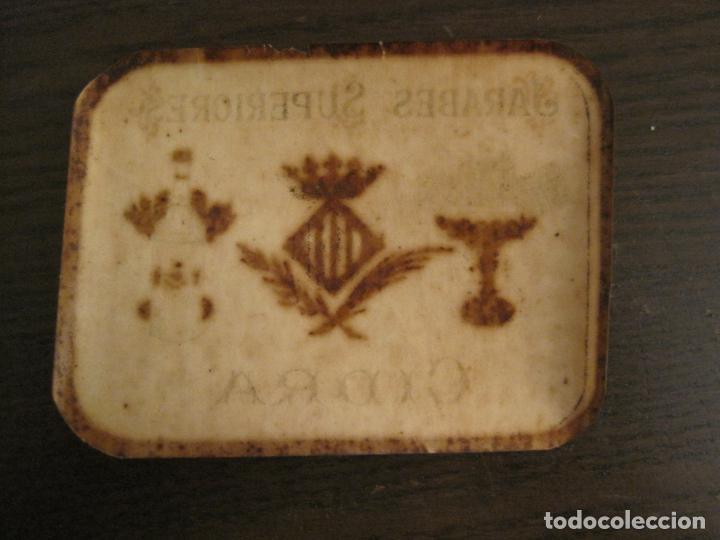 Etiquetas antiguas: 2 ETIQUETAS ANTIGUAS-HORCHATA-CIDRA-JARABES SUPERIORES-VER FOTOS-(V-19.048) - Foto 4 - 194316138