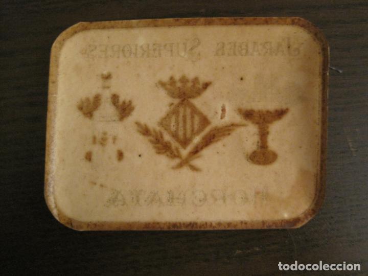Etiquetas antiguas: 2 ETIQUETAS ANTIGUAS-HORCHATA-CIDRA-JARABES SUPERIORES-VER FOTOS-(V-19.048) - Foto 6 - 194316138