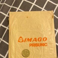 Etiquetas antiguas: SOBRE DE PAPEL SIMAGO. Lote 195514163