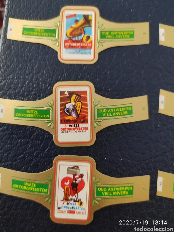 Etiquetas antiguas: Colección completa vitolas puros antiguos - Foto 3 - 212281912