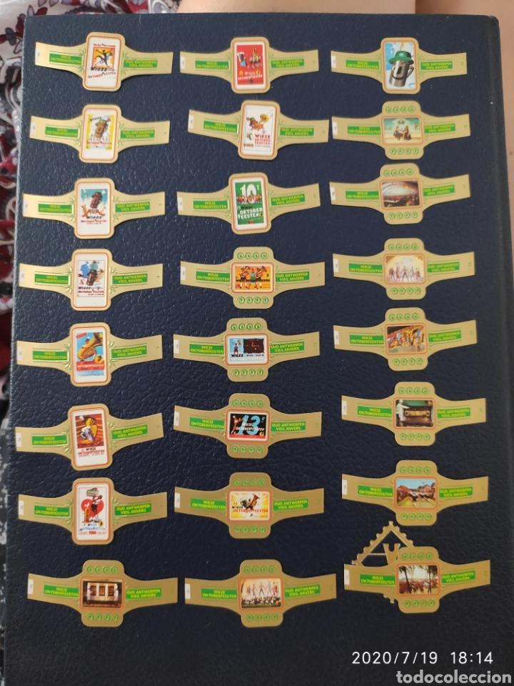 COLECCIÓN COMPLETA VITOLAS PUROS ANTIGUOS (Coleccionismo - Etiquetas)