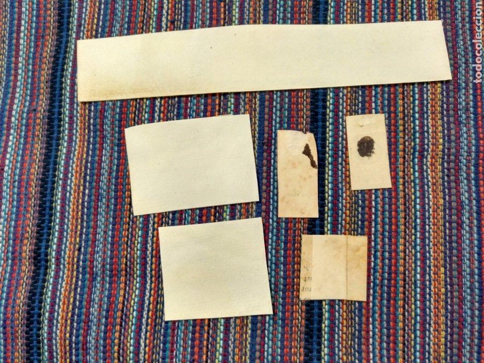 Etiquetas antiguas: OCHO ANTIGUAS ETIQUETAS. A CLASIFICAR IDENTIFICAR - Foto 2 - 213227711