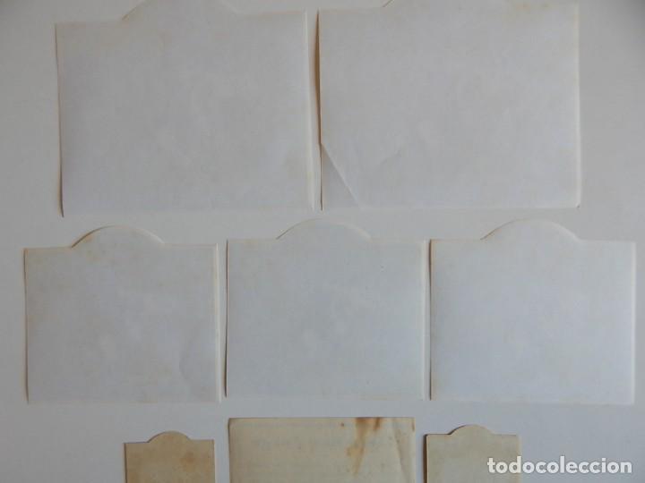 Etiquetas antiguas: 10 Etiquetas / Licor S. Jordi - San Jorge - Tónico Digestivo - Destilerías Lladó - Arenys de Munt - Foto 10 - 219298561