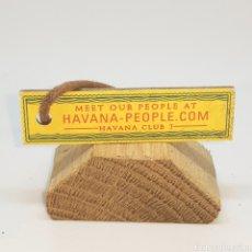 Etiquetas antiguas: (L.1) ETIQUETA CARTON. HAVANA-PEOPLE.COM. HAVANA CLUB. Lote 221885403
