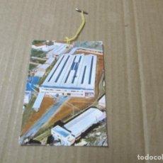 Etiquetas antiguas: FABRICA DE TRESILLOS A.DOMINGUEZ-ZARAGOZA. Lote 221980178