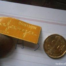 Etiquetas antiguas: ETIQUETA AÑOS 40/50, LAFARGA. Lote 222245771