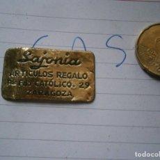 Etiquetas antiguas: ETIQUETA AÑOS 40/50, ARTICULOS REGALO. Lote 222246527
