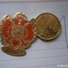 Etiquetas antiguas: ETIQUETA AÑOS 40/50, CASA LAC, CASA 1826 (ZARAGOZA). Lote 222246877