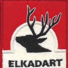 Etiquetas antiguas: ETIQUETA TEXTIL ELKADART. Lote 261933650