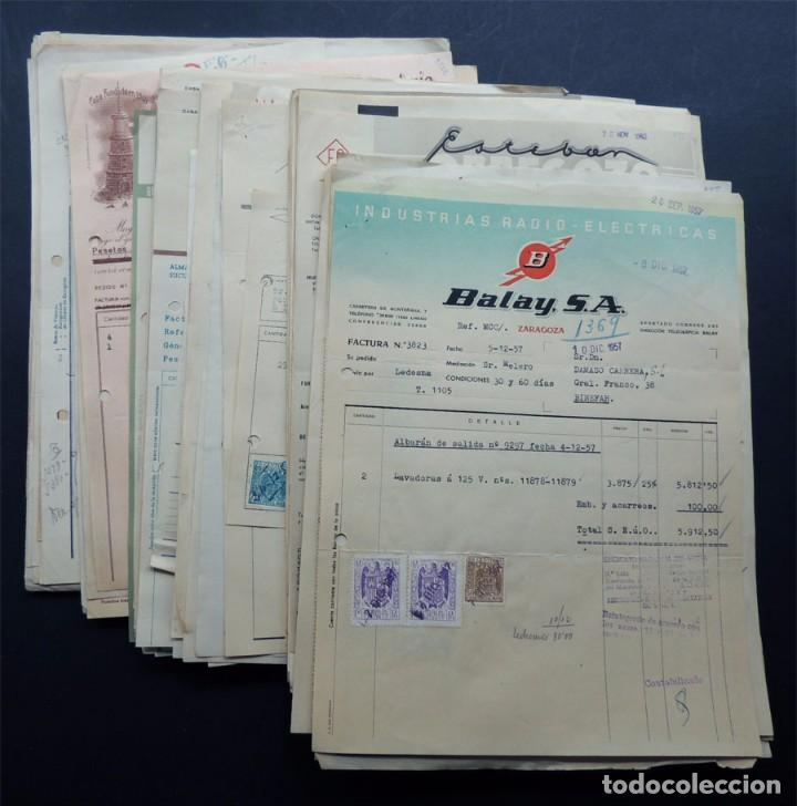 100 facturas diferentes de comercios y empresas - Comprar Facturas ...