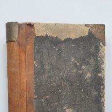 Facturas antiguas: LIBRO MAYOR DE LUCAS PRIETO. TALAVERA DE LA REINA. 1931. TAMAÑO MUY GRANDE. Lote 138868170