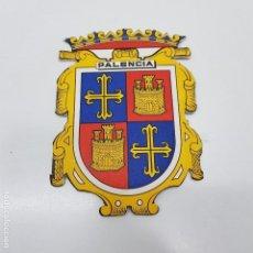 Facturas antiguas: PUBLICIDAD LANAS Y MANTAS - DAVID - PALENCIA - TDKP14. Lote 171208509