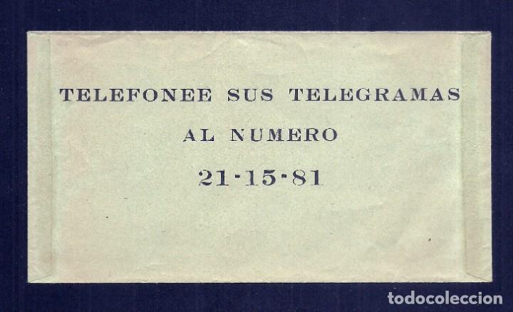 Facturas antiguas: L35-33 Telegramas VIATRANSRADIO ESPAÑOLA para todo el mundo. - Foto 2 - 221730915