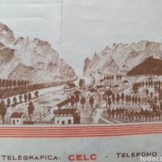 Factures anciennes: COMPAÑIA EXPLOTADORA LAS CONCHAS. CANTERAS SAN FELICES. HARO, LA RIOJA. FACTURA 1953.. Lote 262453850