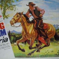 Figuras de acción - Big Jim: CABALLO FURIA DE BIG JIM CONGOST EN CAJA,NUEVO. Lote 135947826