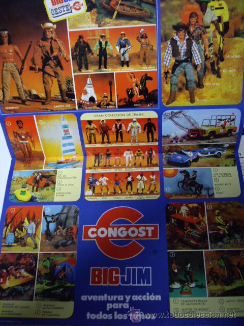 Figuras de acción - Big Jim: Caballo Furia de Big Jim Congost en caja,nuevo - Foto 4 - 135947826