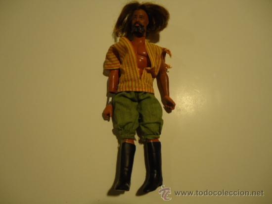 FIGURA BIG JIM CAPITAN FLINT CONGOST SPAIN MATTEL (Juguetes - Figuras de Acción - Big Jim)