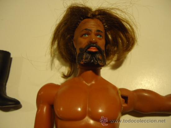 Figuras de acción - Big Jim: FIGURA BIG JIM CAPITAN FLINT CONGOST SPAIN MATTEL - Foto 6 - 30333114