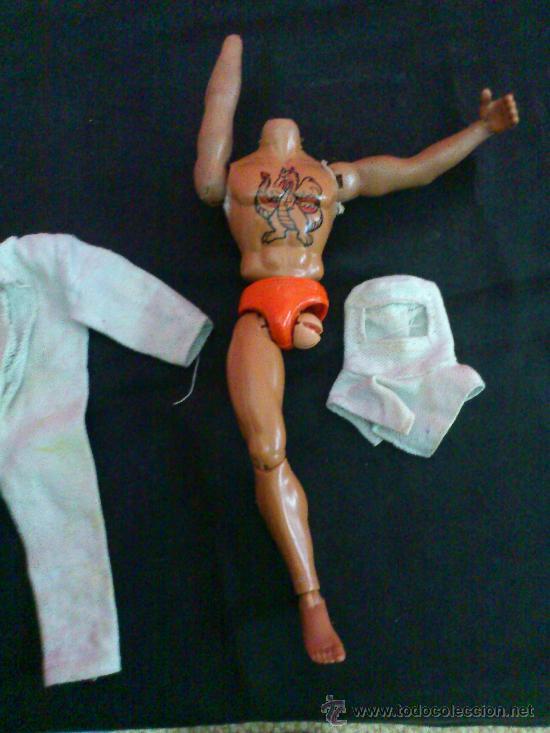 Figuras de acción - Big Jim: BIG JIM. DE MATTEL CONGOST, AÑO 1971... ALFJ. - Foto 6 - 35623745