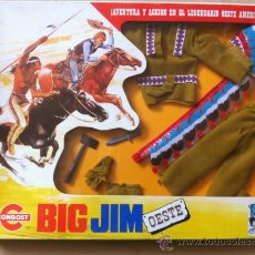 Figuras de acción - Big Jim: ACCESORIO OESTE BIG JIM. Lote 36796751