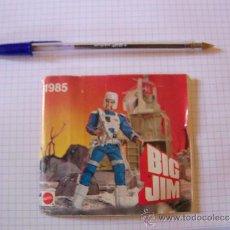 Figuras de acción - Big Jim: BIG JIM-HOT WHEELS CATÁLOGO 1985.DE 46 PÁGINAS.MATTEL ITALIA.ORIGINAL.PTOY. Lote 37421550