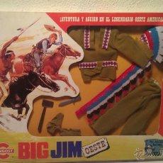 Figuras de acción - Big Jim: BIG JIM OESTE. Lote 39658263
