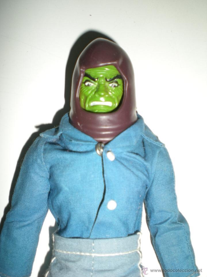Figuras de acción - Big Jim: muñeco Custom Zorak dos caras de Escuadrón lobo congost mattel Serie Big Jim año 1971 - Foto 2 - 61819050
